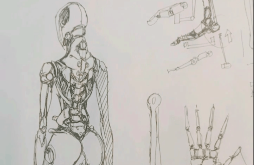 Skeleton Preview and Blueprints
