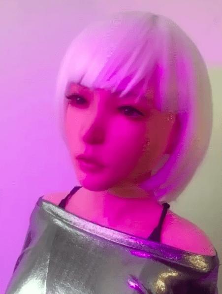 DS Doll Robot Dance Remix