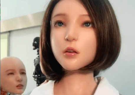 Look at this Sex Robot